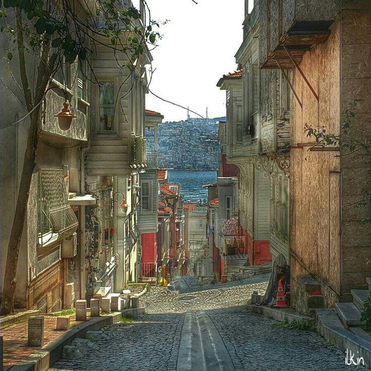 Ah şu Arnavutköy sokakları