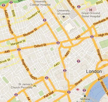 Cheap Hotels in Soho, London, United Kingdom - EuroCheapo