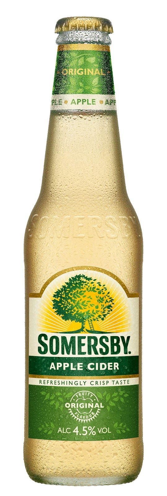 Somersby redesign