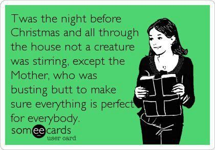 Twas the Night before Christmas Humor http://www.stockpilingmoms.com/2012/12/twas-the-night-before-christmas-humor/