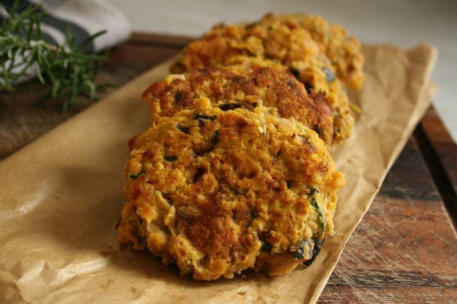 Edu's Pantry: Pastéis de Abóbora e Cogumelos
