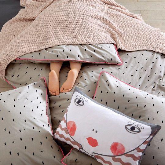 Fundas nordicas para niños http://www.mamidecora.com/textil.am.pm.html