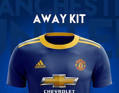 72f2ec68a Manchester United Football Kit 18 19.