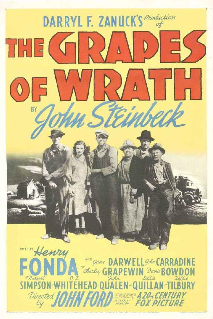 The Grapes of Wrath - Gazap Üzümleri (1940 - John Ford) Oy vermek için adrese tıkla: https://www.facebook.com/felsebiyatdergisi/photos/a.340308889337275.84850.336813779686786/769452266422933/?type=1&theater