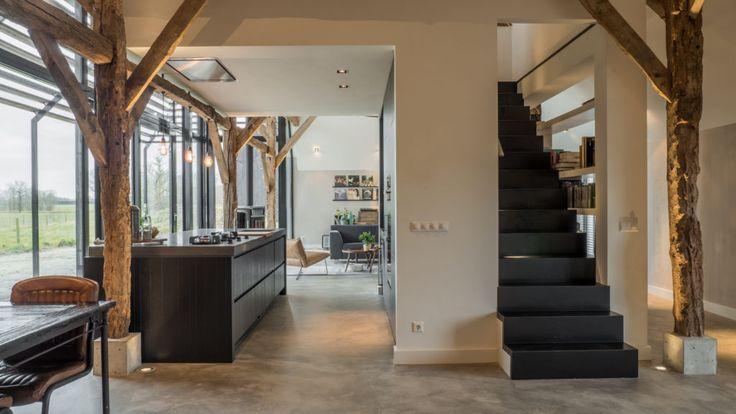 nowoczesna-STODOLA- Renowacja-starej-stodoły-Joep-van-Os-Architecten-10