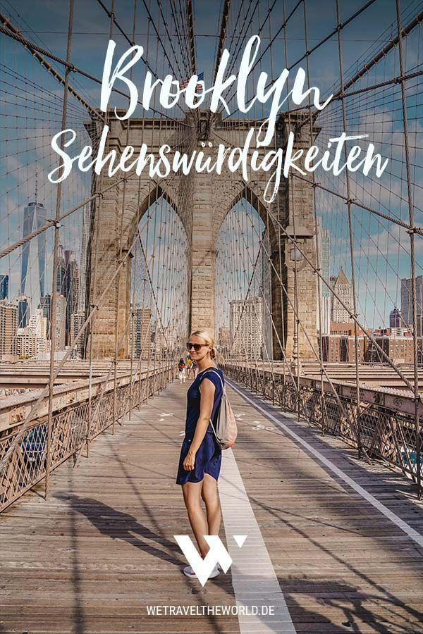 Brooklyn – die 17 besten Brooklyn Sehenswürdigkeiten, Tipps & Highlights
