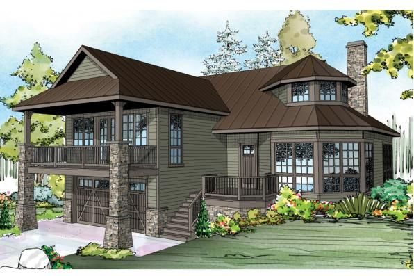 Cape Cod House Plan Cedar Hill 30 895 Front Elevation Split Level House Plans Cape Cod House Plans Cape Cod House