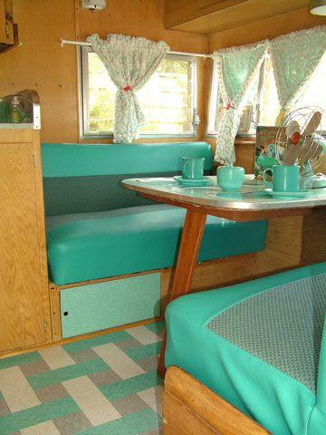 78 Best Vintage Caravan Vinyl Lino Floors Images On
