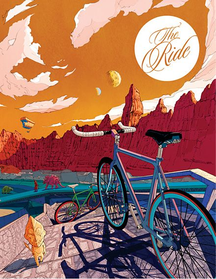 Download past issues of the Ride magazine, my all time favorite cycling mag. I have one issue here.