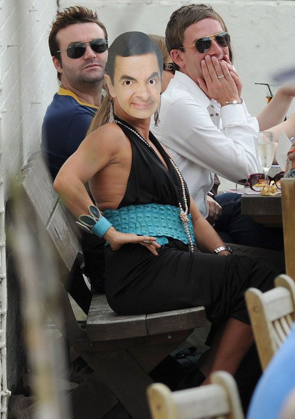 Kat Slater - Reaction to paparazzi