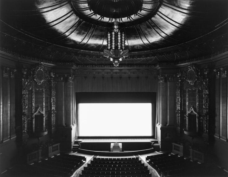 Hiroshi Sugimoto: Castro Theater (1992) - ?