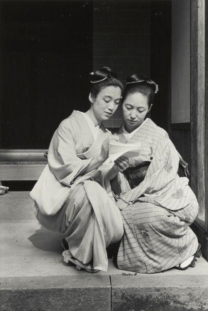Calendar days of Asa Hamaya,1948-1949 by Hiroshi Hamaya