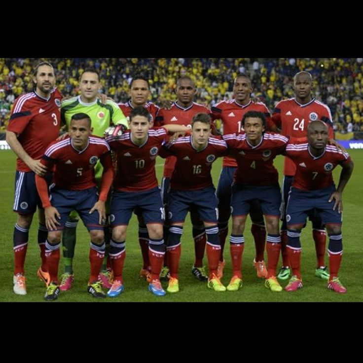 #Colombia se mantiene en la parte alta del ranking #FIFA
