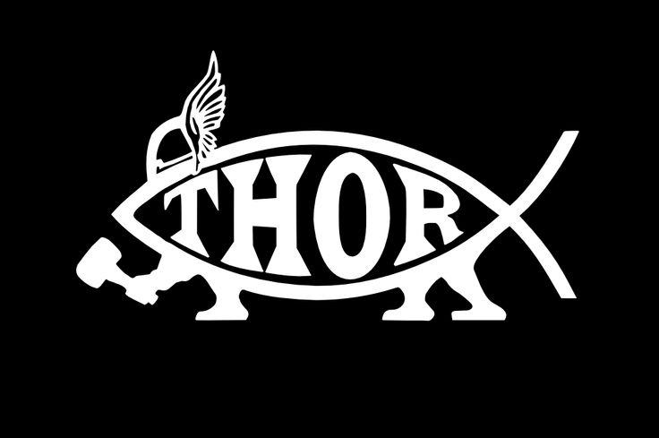 thor Cartoon   Thor Motocross Cartoon Decals Dirt Bike Motocross Motorcycle