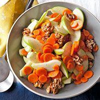 Carrot & Apple Salad