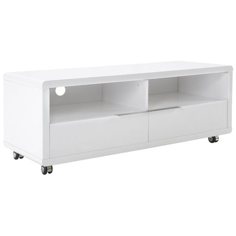 Push Entertainment Unit  White $169