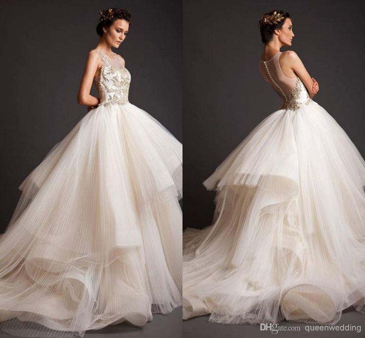 Chinese Wedding Dress Tiered – fashion dresses