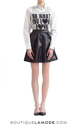 Dziewczęco, elegancko i przede wszystkim pięknie! Na dzień dobry total look z ekskluzywnej, limitowanej kolekcji Lidia Kalita dla BoutqueLaMode.com #nacomaszochoteboutiquelamode.com/