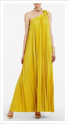 Style Swoon: Canary Yellow | Wedding Paper Divas