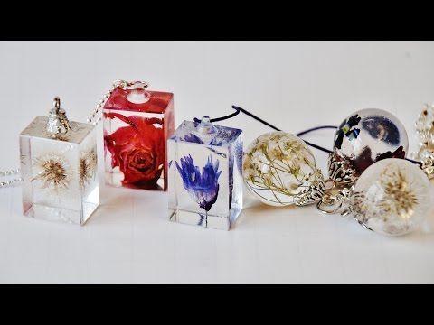 Elaborando piezas con resina - YouTube