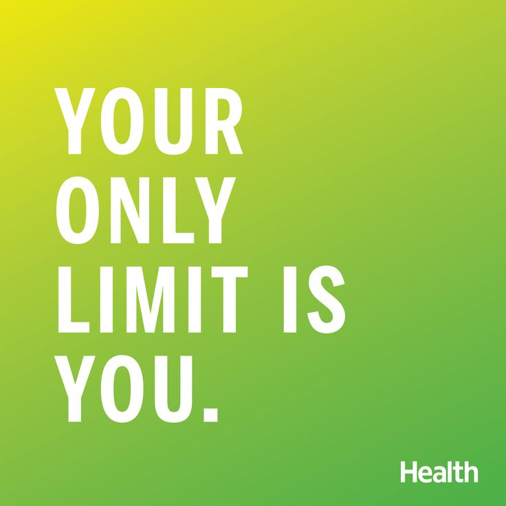 We've got your daily dose of fitspiration. These 24 motivating health quotes and sayings will help keep you on track.