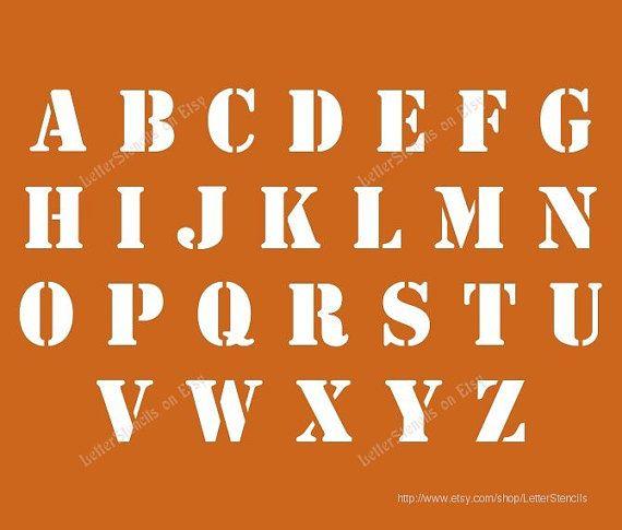 Las 25 mejores ideas sobre Army Letters en Pinterest - military alphabet chart