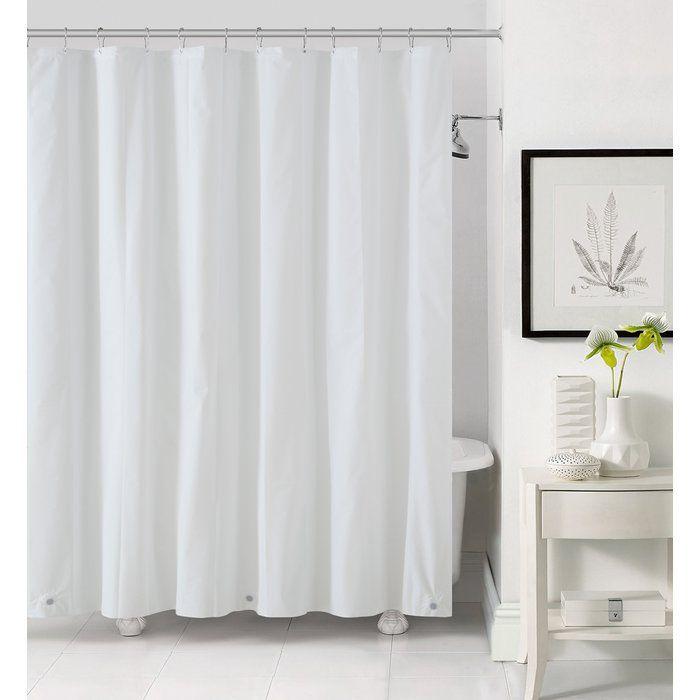 Aderyn Extra Heavy 10 Gauge Shower Curtain Shower Curtain