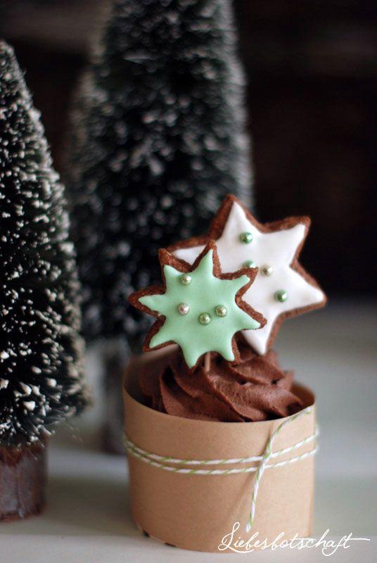 Liebesbotschaft: Winter Wonderland - baking party!