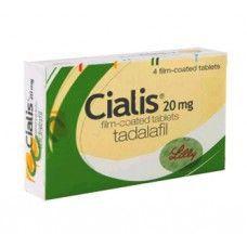 Buy Cialis (Tadalafil) online