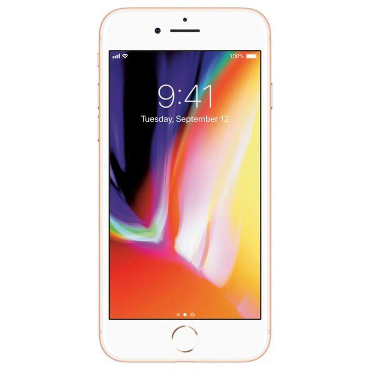 Apple iPhone 8 64GB Unlocked GSM Phone w/ 12MP Camera - Gold #APPLE