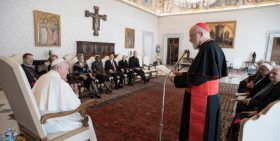 El papa Francisco no concederá gracia a curas pederastas