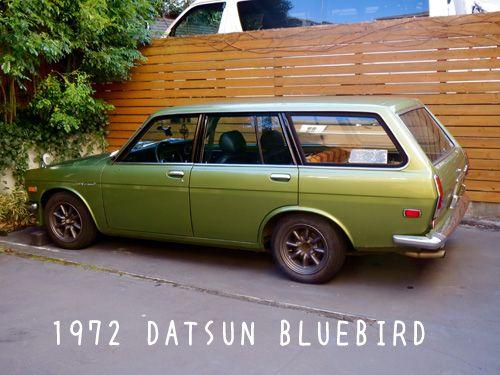 1972 Datsun Bluebird
