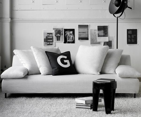 G Romano Tribeca Loft Sofa