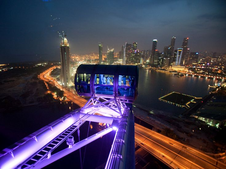 #GalaxyTourism offers Book #SingaporeFlyer Sky Dining Tour Packages 2016 and Enjoy unforgettable dinner with the sky experience in Singapore. http://goo.gl/oZNHWU
