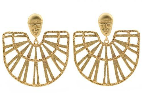 Hombre Pajaro Earrings