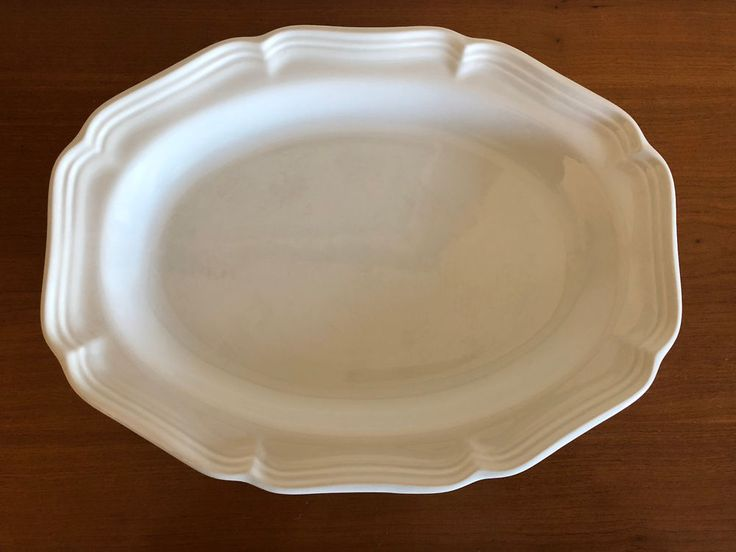 Mikasa French Countryside Oval Serving Platter 14 1/2  F9000 & 13 best Mikasa French Countryside Dinnerware images on Pinterest