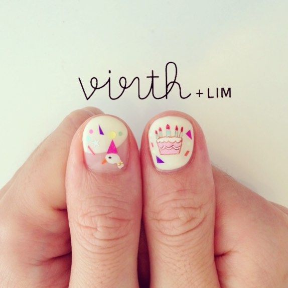 #lim#nail#virth