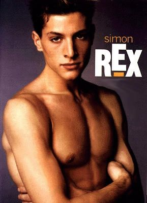 Simon Rex Jerking Off