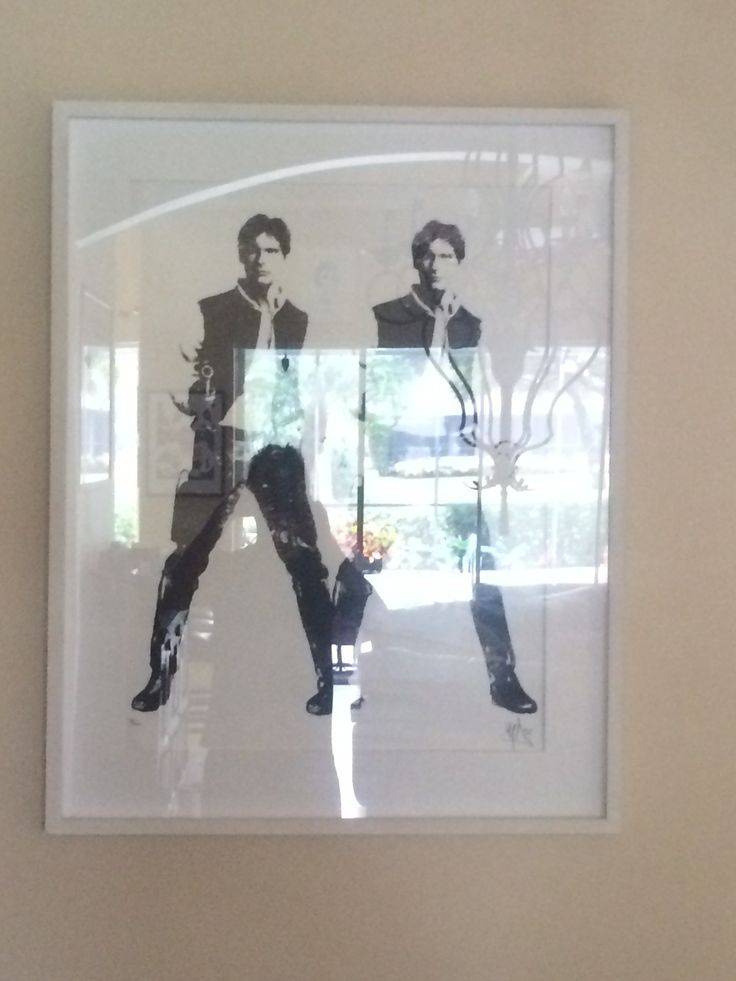 My hans solo double by RYCA in the dinning room