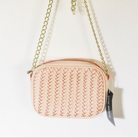 Steve Madden Chain Strap Handbag No Trades. Steve Madden Bags