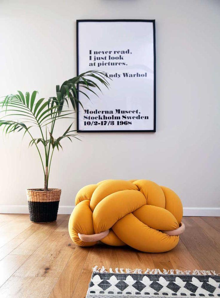 CUSCINI INTRECCIATI ISPIRATI AL MONDO NAUTICO http://designstreet.it/cuscini-intrecciati-ispirati-al-mondo-nautico/ #designstreetblog