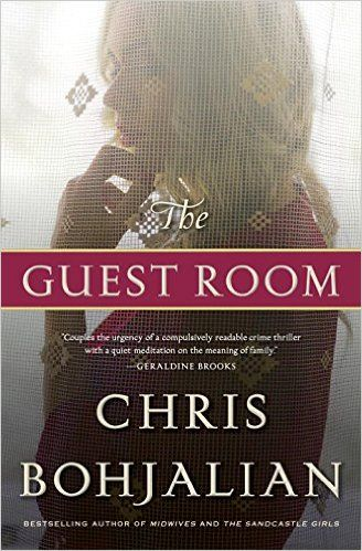 The Guest Room was a complete page-turner and Chris Bohjalian is back with relatable characters, hot topics and a periscope's look at today's society.