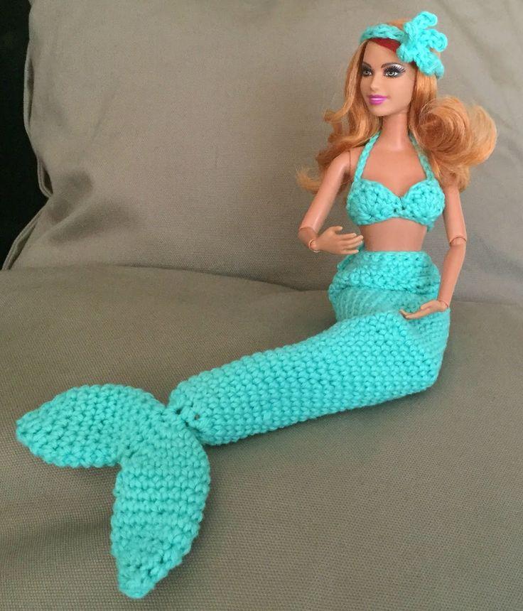 Barbie als Zeemeermin