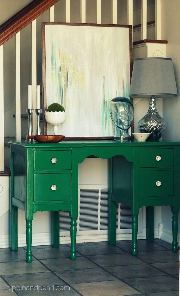 greendesk desk about green