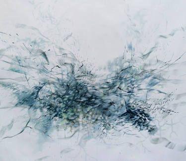 Landescape, 120x135 cm, oil on canvas, 2014