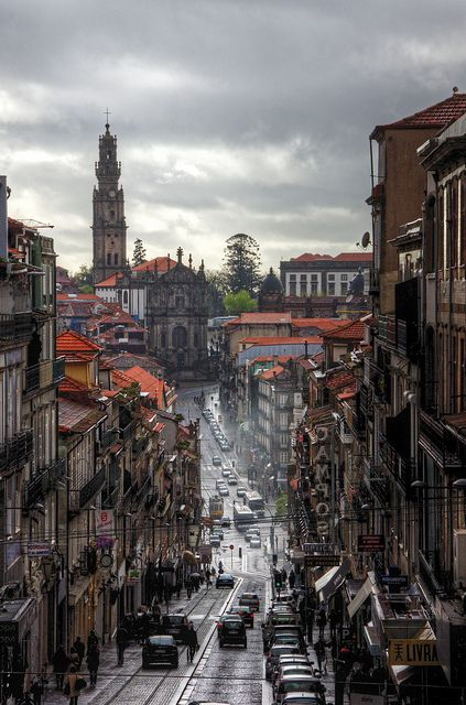 Porto streets by mariusz kluzniak #iloveporto