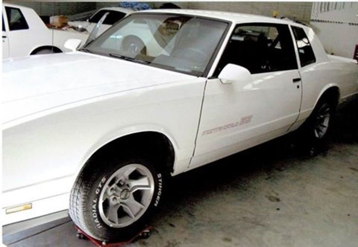 1986 Chevrolet Monte Carlo SS (WV) - $8,500 Please call Kevin @ 304-449-2247 to see this Monte Carlo