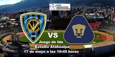 Blog de palma2mex : Independiente del Valle (Ecuador) vs Pumas (México...