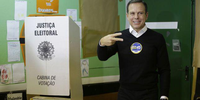 Brésil le Parti des travailleurs défait au premier tour des élections municipales - Le Monde