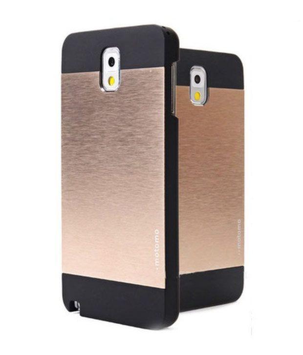 Aluminum Case ΟΕΜ Μεταλλική Θήκη - Χρυσό (Samsung Galaxy Note 3) - myThiki.gr - Θήκες Κινητών-Αξεσουάρ για Smartphones και Tablets - Χρώμα χρυσό
